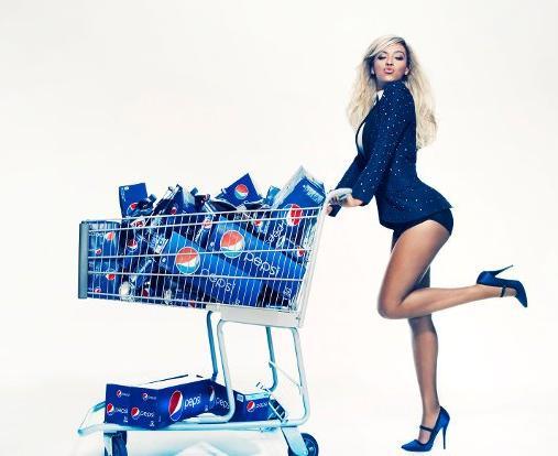 PEPSICO CANADA - Pepsi + Beyoncé = Global NOW. #LiveForNow