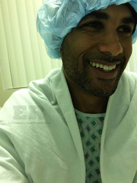 Boris Kodjoe Back Surgery 2 wm