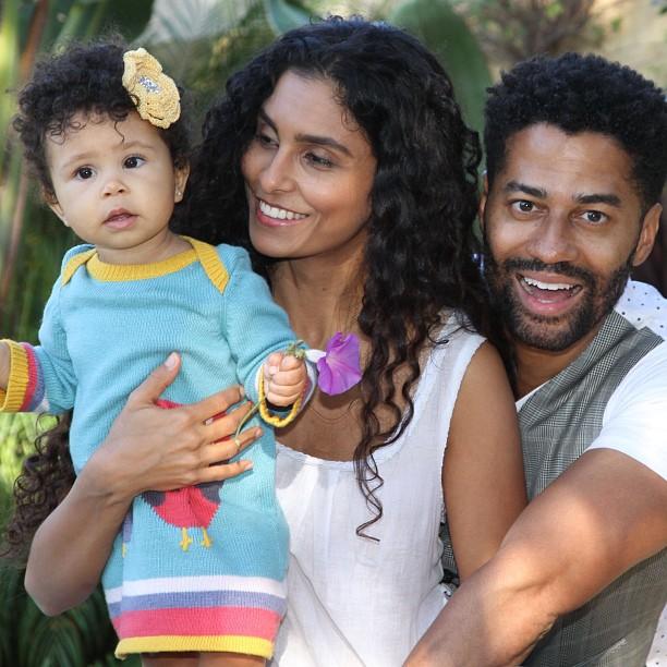 Eric Benet Manuela Testolini Daughter Lucia