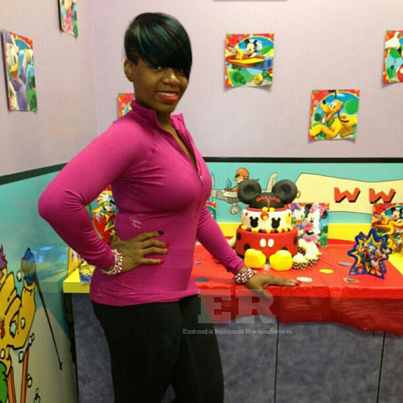 Fantasia Son Dallas Birthday Party 2