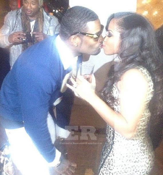 Toya Wright Surprise Memphitz Birthday Party 5