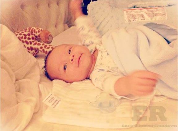 Aden Housley Tamera Mowry Baby
