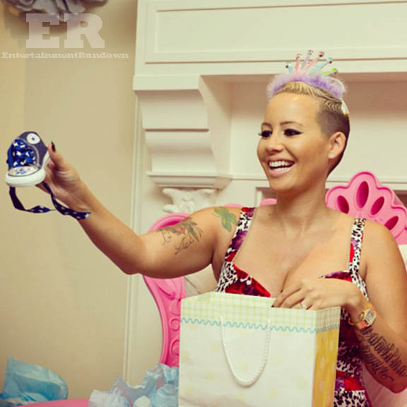 Amber Rose Second Baby Shower 4