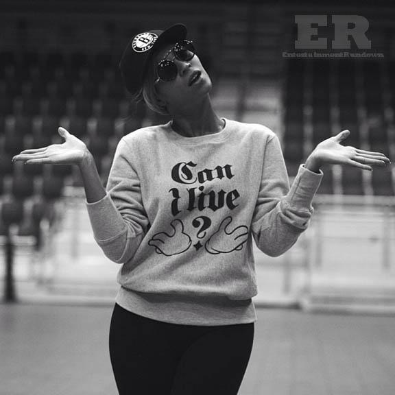 Beyonce Can I Live Shirt