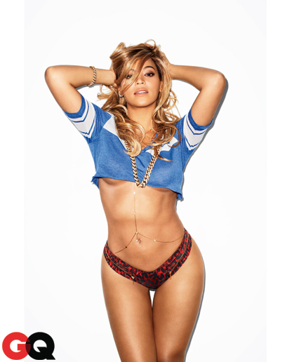 Beyonce GQ February 2013 4