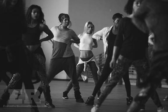 Beyonce Super Bowl Practice 3