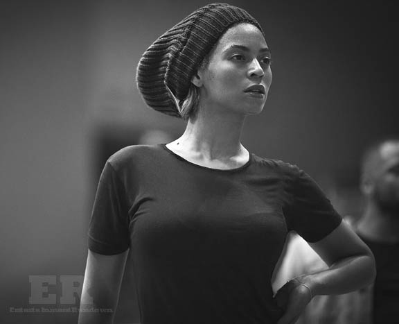 Beyonce Super Bowl Rehearsals Photos 2