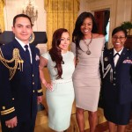 Gabrielle Union Adrienne Bosh Heat White House