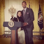 Juwan Jenine Howard Heat White House