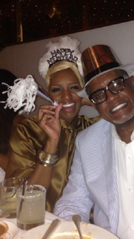 NeNe Leakes Gregg Engaged