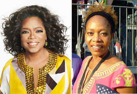 Oprah Winfrey Alfre Woodard