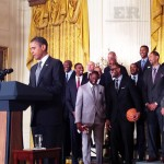 President Obama Heat White House 2