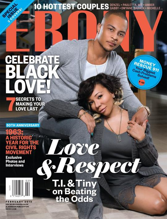 TI Tiny Harris Ebony February 2013 Cover