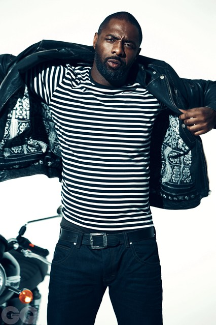 Idris Elba Cover GQ UK March 2013 2