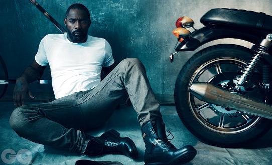 Idris Elba Covers GQ UK March 2013