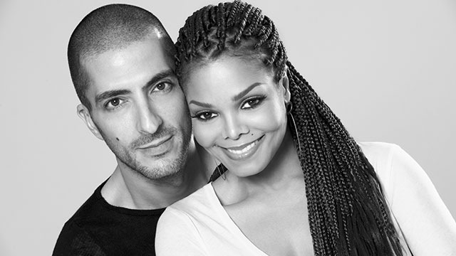Janet Jackson Wissam Al Mana Married