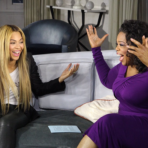 Oprah Beyonce Interview 2