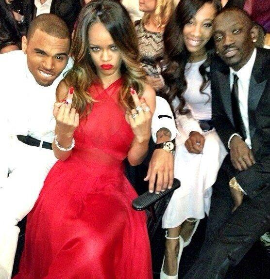 To acquire Brown chris and rihanna grammys pictures trends