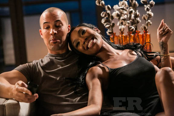 The Game Season 6 Coby Bell Brandy