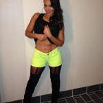 Evelyn Lozada Abs 2