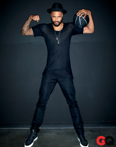 Tyson Chandler Son GQ Magazine 3
