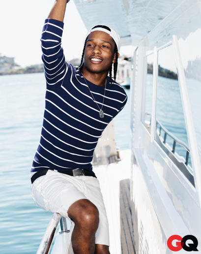 ASAP Rocky GQ May 2013 2