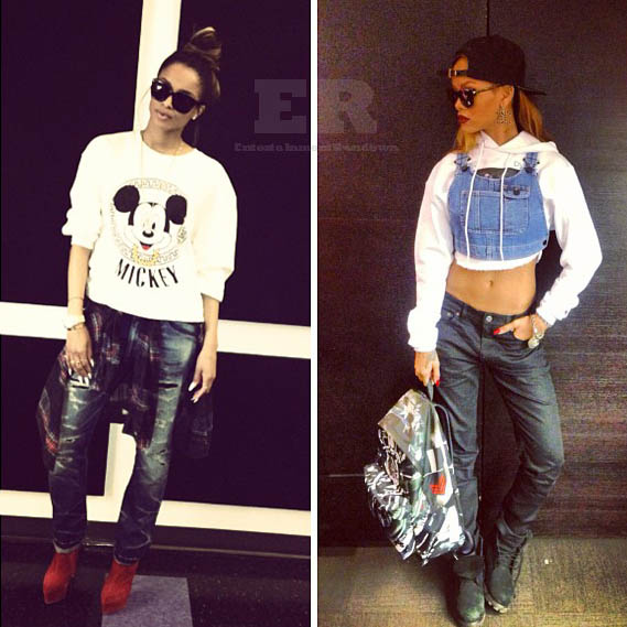 Rihanna Ciara Beef