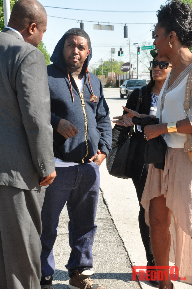 Scrappy Turns Himself In Erica Mama Dee 4