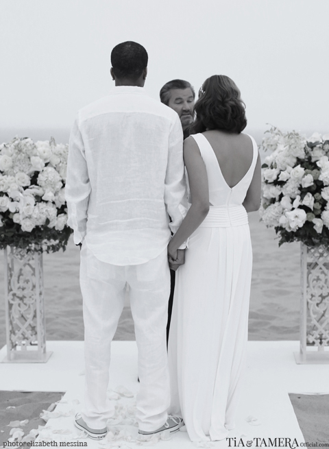Tia Mowry Cory Hardict Renew Wedding Vows 13