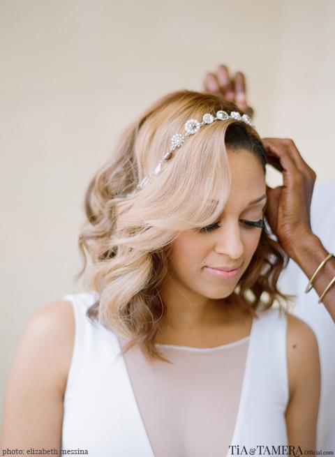 Tia Mowry Cory Hardict Renew Wedding Vows 9