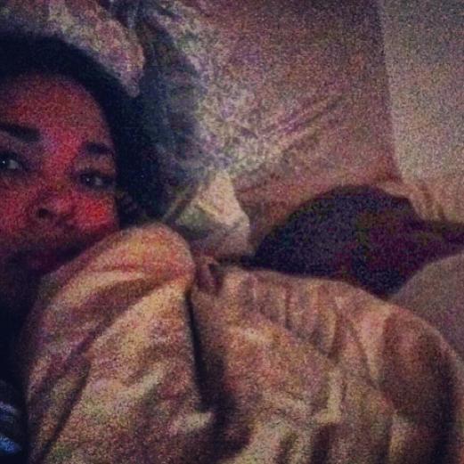 Josie Harris Floyd Mayweather In Bed