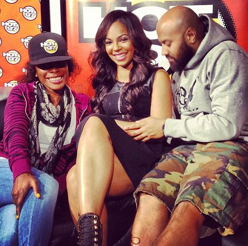 Ashanti Hot 97