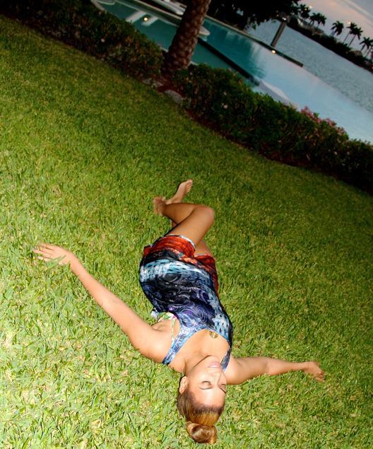 Beyonce Grass