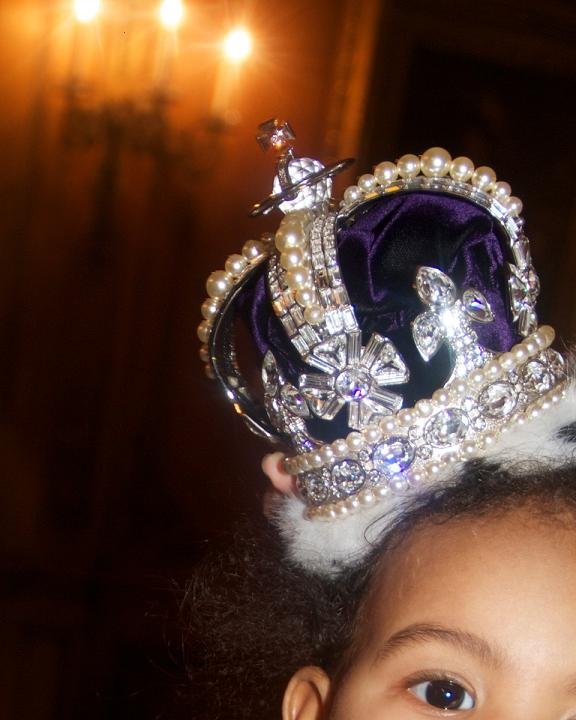Blue Ivy Carter Crownb