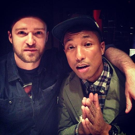 Pharrell Justin Timberlake