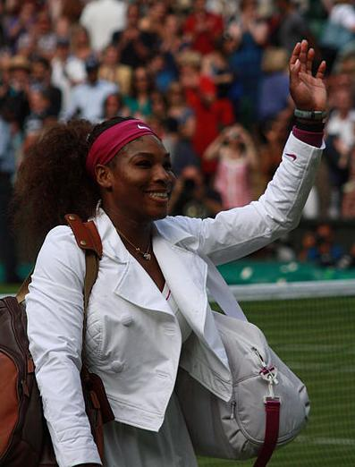 Serena Williams 2012 Wimbledon