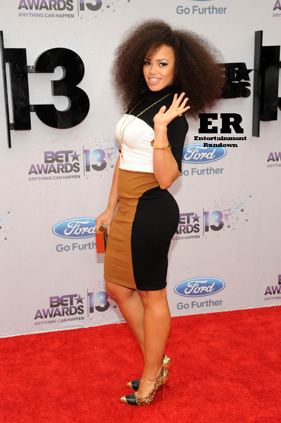 Photos: BET Awards 2013 Red Carpet + Full List Of Winners ... K Michelle 2013 Bet Awards