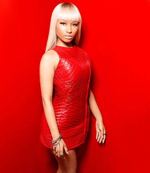 Nicki Minaj Marie Claire August 2013 2