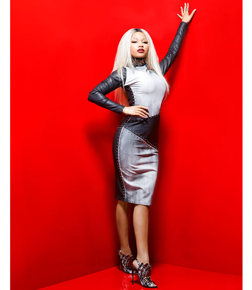 Nicki Minaj Marie Claire August 2013 3