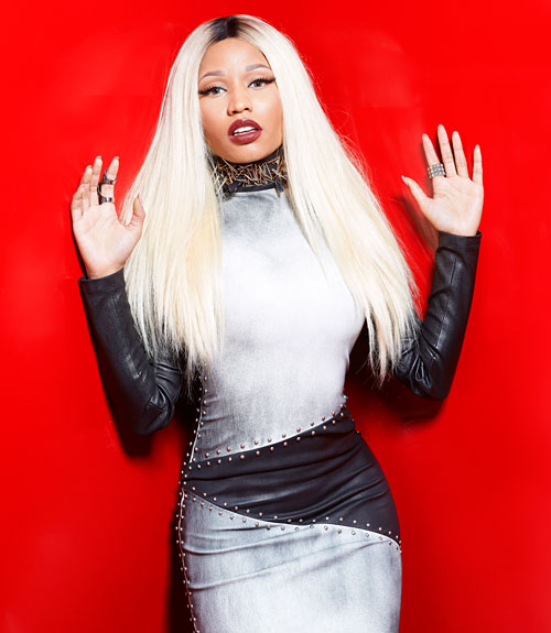 Nicki Minaj Marie Claire August 2013 4