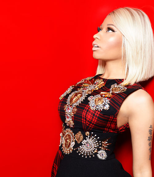 Nicki Minaj Marie Claire August 2013 5