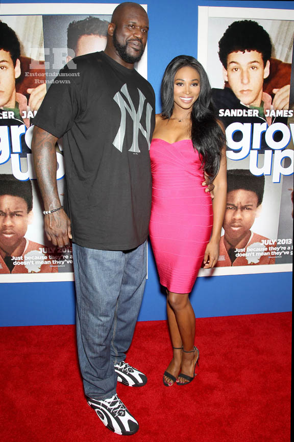 from Sutton shaq dating miss usa