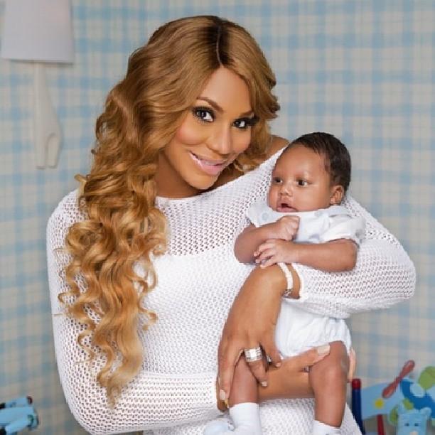 Tamar Braxton baby Logan