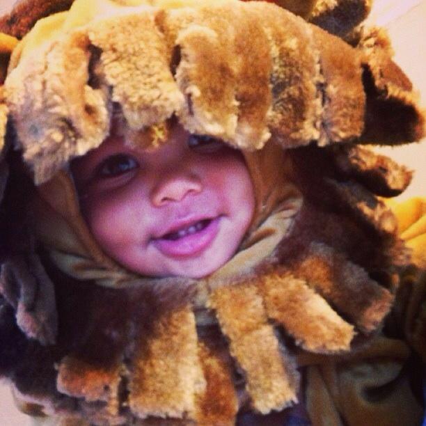 Amber Rose baby