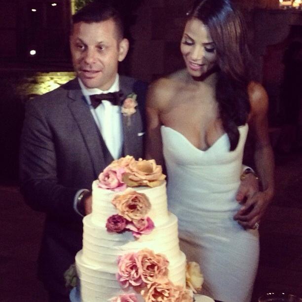 denise vasi wedding - photo #6