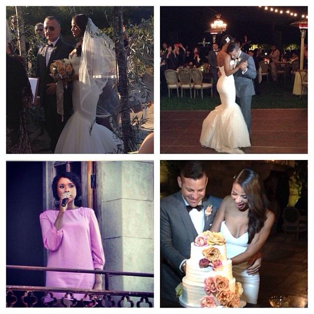 denise vasi wedding - photo #7