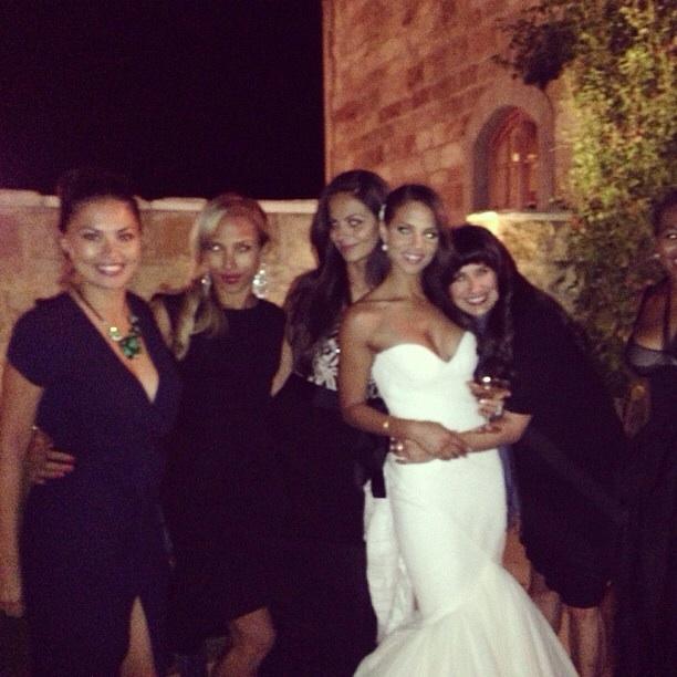 denise vasi wedding - photo #8