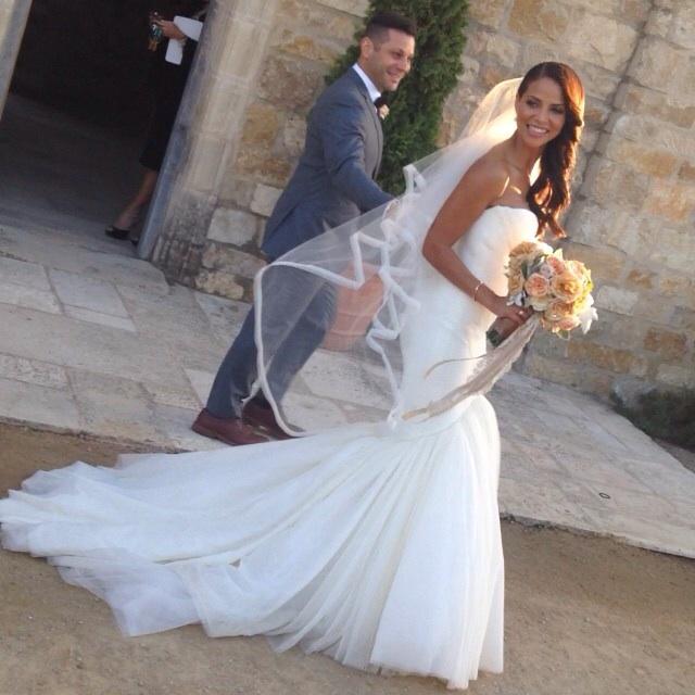 denise vasi wedding - photo #1