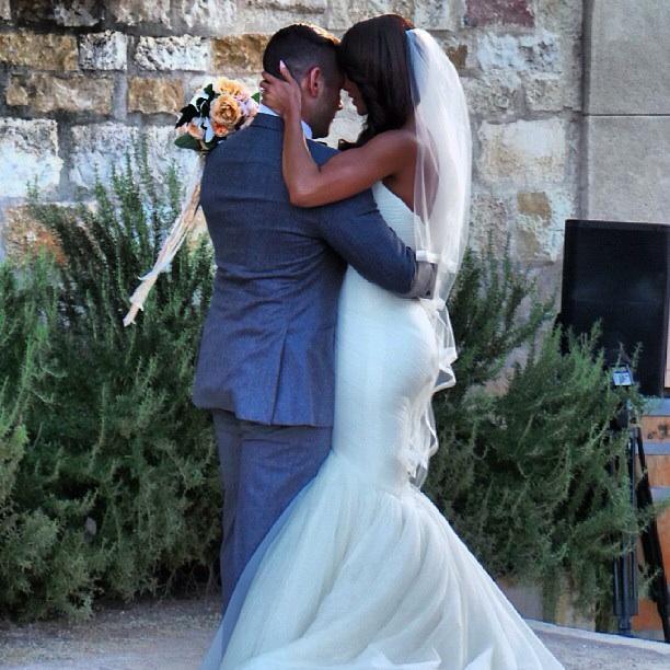 denise vasi wedding - photo #3