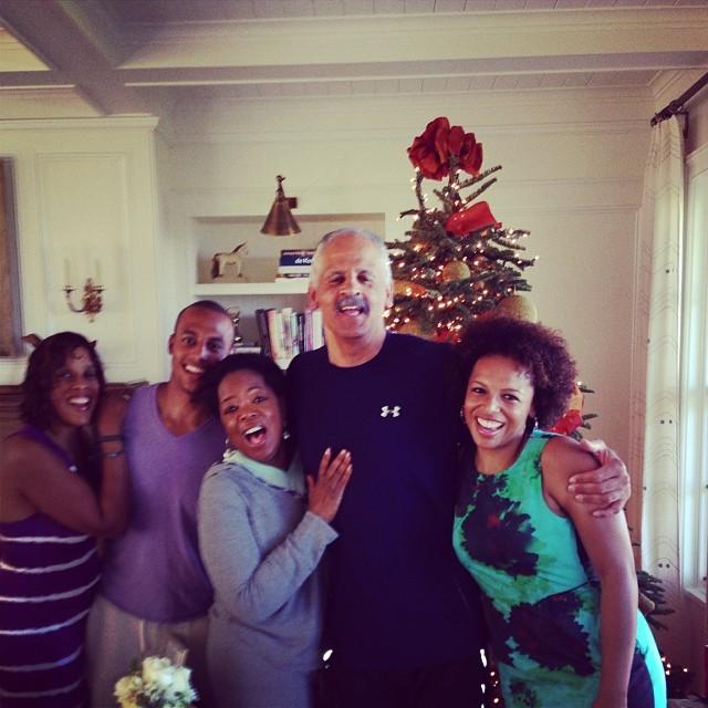 Oprah Gayle Steadman Christmas